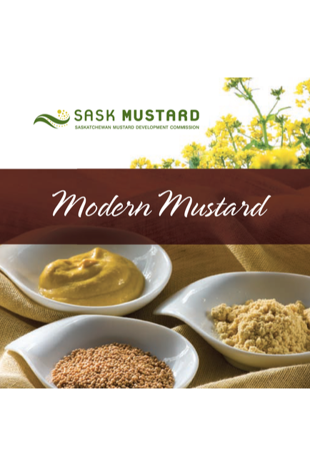 Modern Mustard Recipe Book