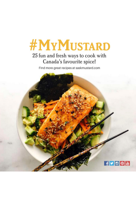 #MyMustard Recipe Book