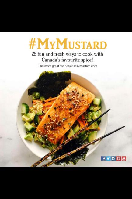 #MyMustard Recipe Book