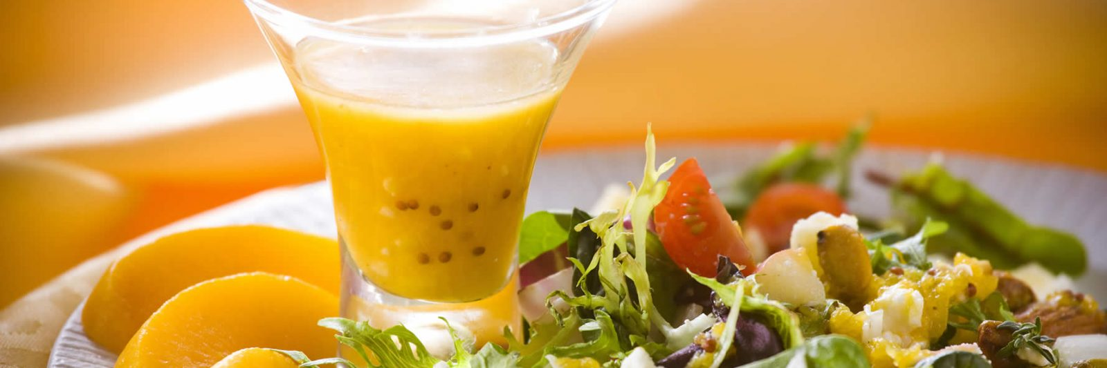 Salad and Dressing Recipes with Mustard