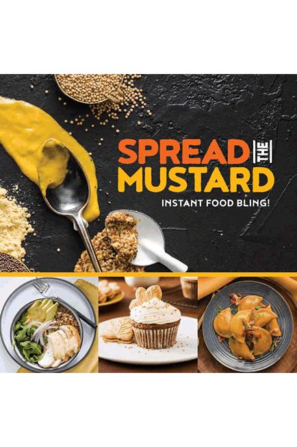 Spread the Mustard Recipe Booker