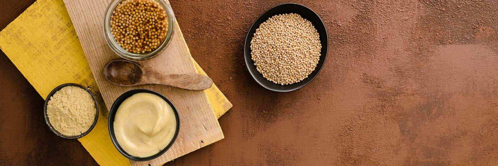 Mustard Nutrition