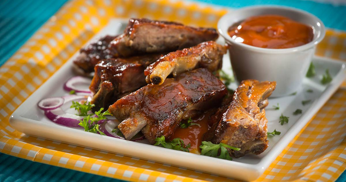 Best Ever Slow Cooker Ribs