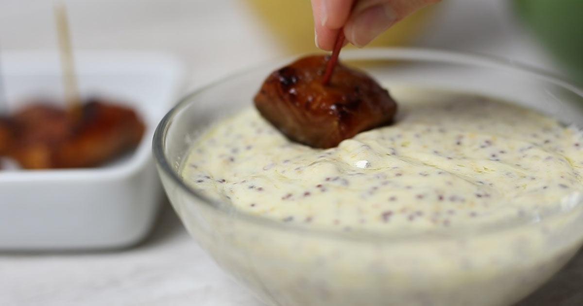 mustard-sauce