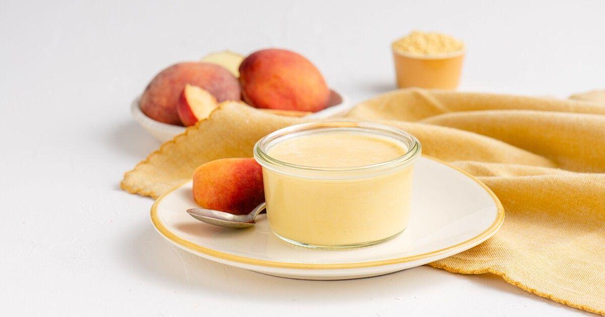 peach-mustard-rum-vinaigrette