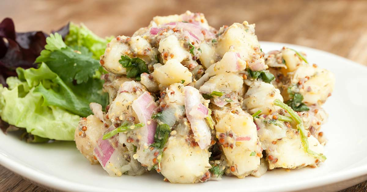 mustard-honey-potato-salad