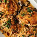 chicken-in-mushroom-mustard-sauce