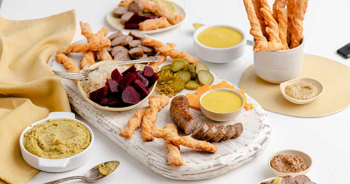 mustard-charcuterie-board